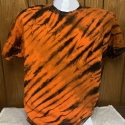Black and Orange Size XL