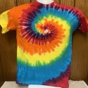 Multi Color Youth Size Large
